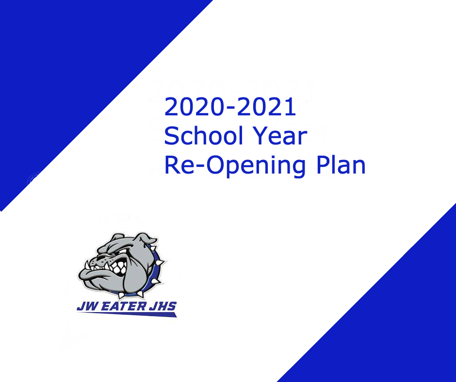 RCS 137 Approved Re-Opening plan for 2020-2021 School Year